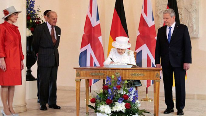 Queen Elizabeth signs EU withdrawal bill, making Brexit irreversible