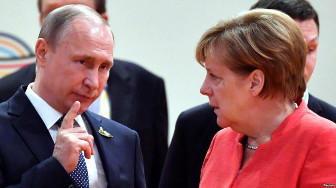 Russia's economy set to surpass Germany's in 2020 after Putin kicked out Rothschild's