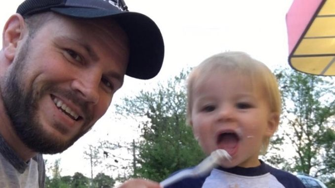 Former UFC fighter says MMR vaccine killed his beloved baby son