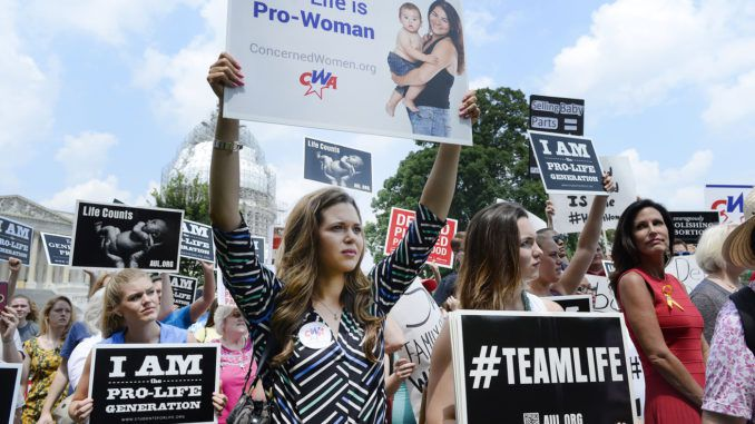 Abortion was the leading cause of death in 2018