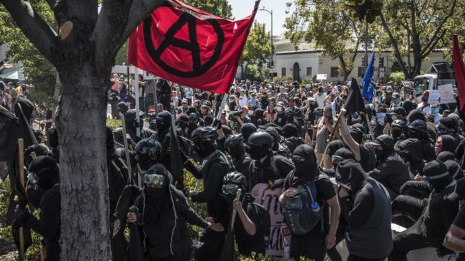 Antifa to create no-go zones for American conservatives