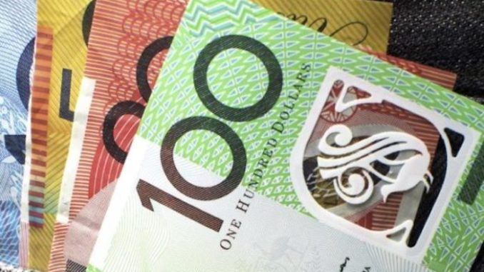 Australia now inserting microchips into cash in order to track people's transactions