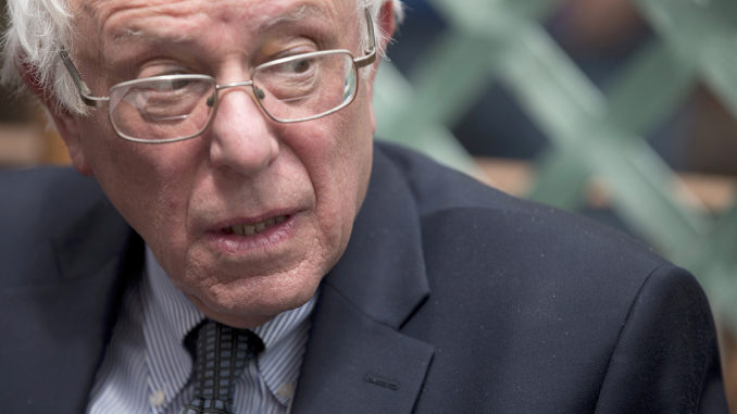 Sen. Bernie Sanders admits Venezuela's economy is a disaster