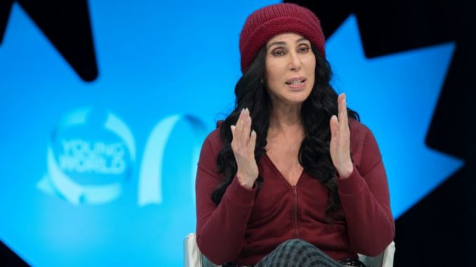 Cher rips Democrats over their failure to fund border wall and putting lives in danger