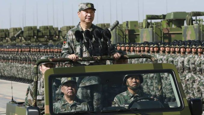 President Xi orders Chinese military to prepare for world war 3
