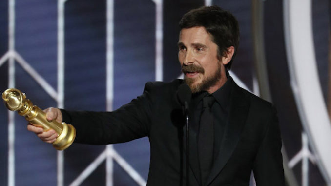 Christian Bale says he couldn't have portrayed Dick Cheney without the help of Satan