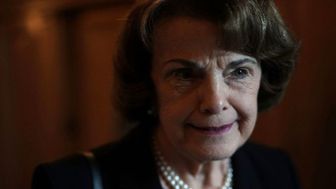 Dianne Feinstein promises total ban on assault weapons