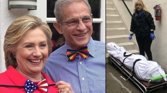 The body of another young rent boy has been found at the West Hollywood home of Ed Buck, a top Hillary Clinton and Democrat donor.