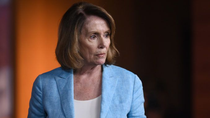 Nancy Pelosi voted least popular politician in America