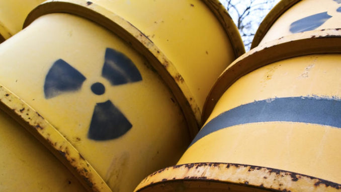 US Energy Dept. blindsides Nevada with secret delivery of half a ton of weapons-grade plutonium Nuclear-waste-plutonium-678x381