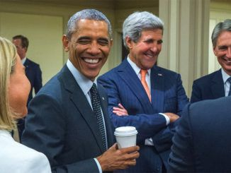 Obama administration officials caught making deals with world leaders as if they are still in charge