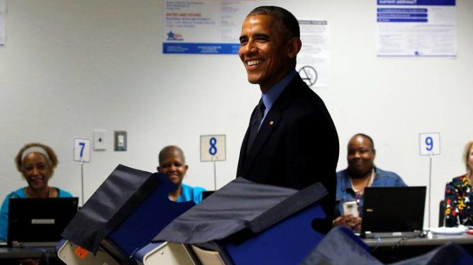 Obama operatives caught running anti-GOP voting scheme