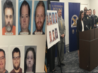 Police bust child sex ring in Florida