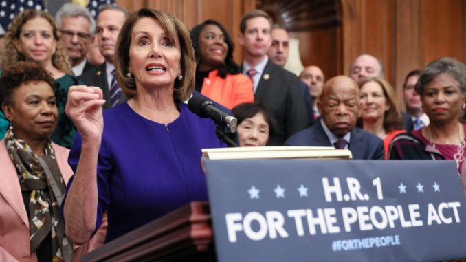 Nancy Pelosi claims two superpowers talking to each other is 'dangerous'