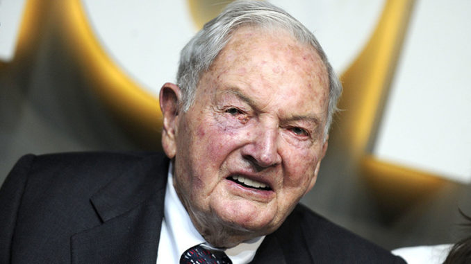 Rockefeller Foundation sued for one billion dollars for intentionally infecting people with syphilis