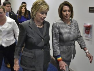 Roger Stone warns deep state are planning to install Pelosi and Clinton as president