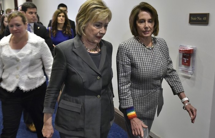 Roger Stone: Deep State Planning to Install Pelosi Then Clinton as President