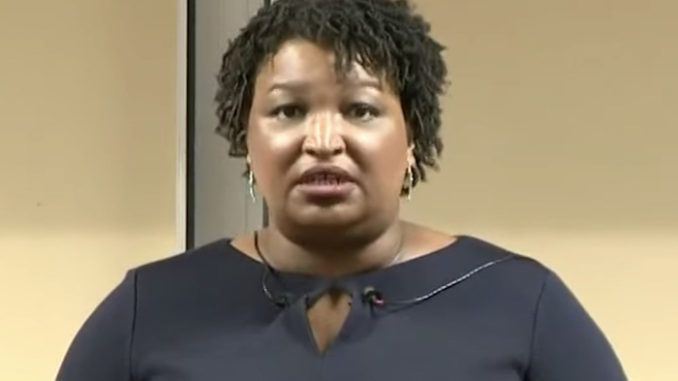 Stacey Abrams says she believes non-citizens should be allowed to vote in elections