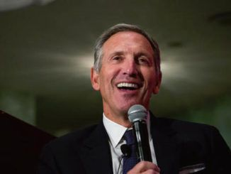 Starbucks investor Howard Schultz says immigrants are more important to America than Americans