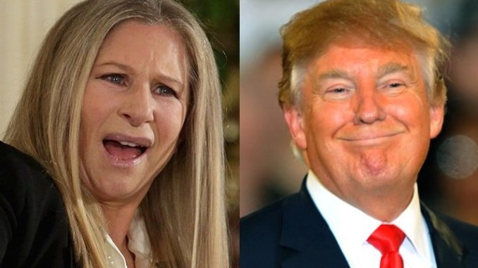 Barbra Streisand slams 'racist border wall' - instantly regrets it