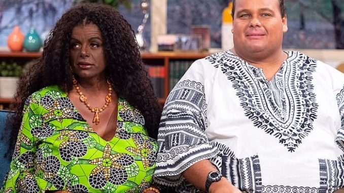 British white couple who identify as black say their children will be born black