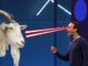Mark Zuckerberg fed Jack Dorsey raw goat he killed with a laser