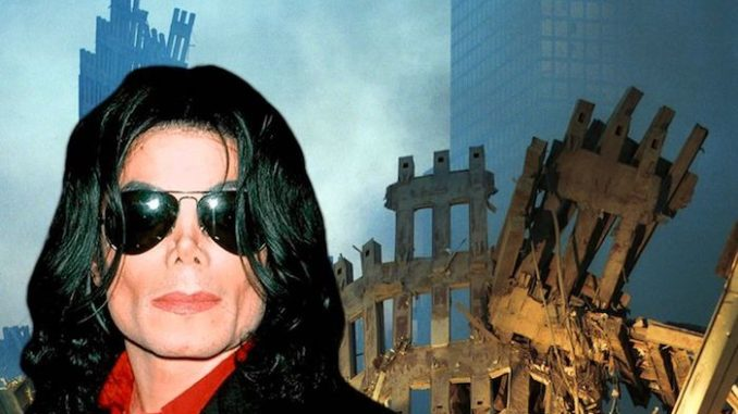 Michael Jackson avoided death by cancelling scheduled meeting at twin towers on morning of 9/11