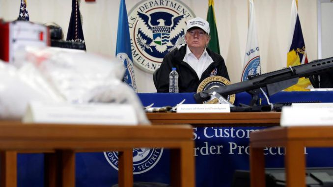 DHS confirm that border bill will not provide amnesty to illegal aliens