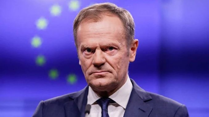 EU President says there is a special place in hell for Brexit supporters