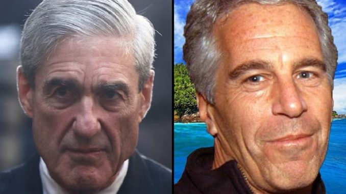 Senate investigating Robert Mueller FBI's leniency towards billionaire pedophile Jeffrey Epstein