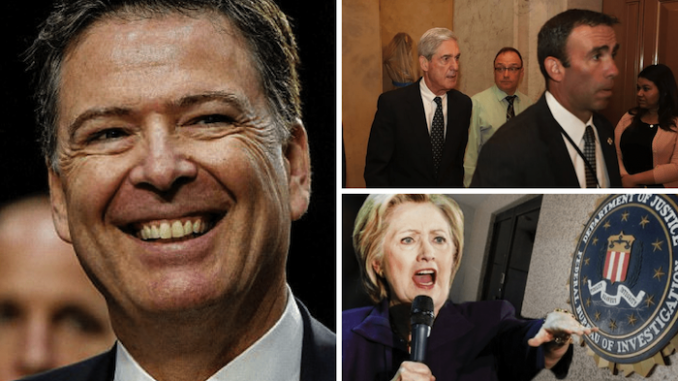 The FBI scrambled to protect Hillary Clinton leading up to the 2016 election, emails show