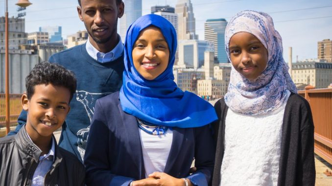 Rep. Ilhan Omar married her biological brother as part of immigration scam