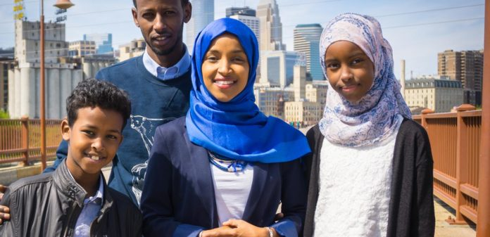 democrat rep  ilhan omar married her biological brother