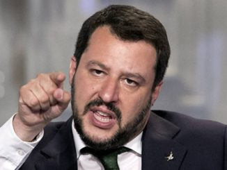 Italian Deputy PM Matteo Salvini vows to eliminate central bank and jail corrupt bankers