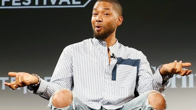 Jussie Smollett hosted Netflix documentary about lynching