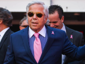 NFL owner Robert Kraft arrested as part of human trafficking bust in Florida