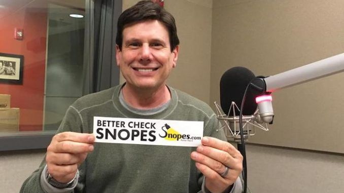 Snopes ousted as Facebook fact-checker