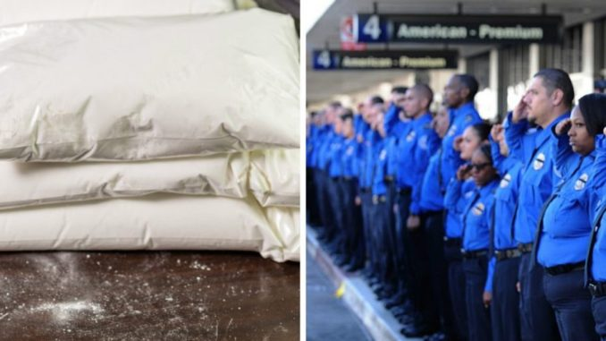TSA caught running $100 million dollar cocaine ring