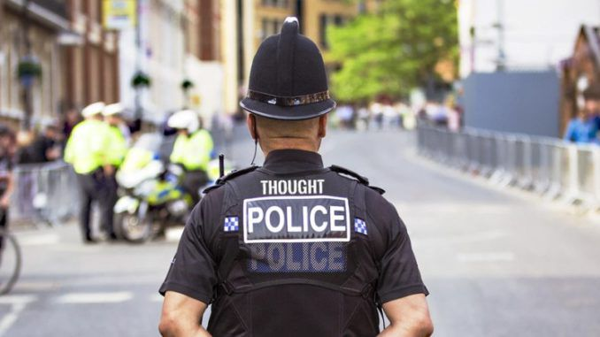 UK stabbing at highest level for 70 years after police are told to focus resources on monitoring hate speech on social media