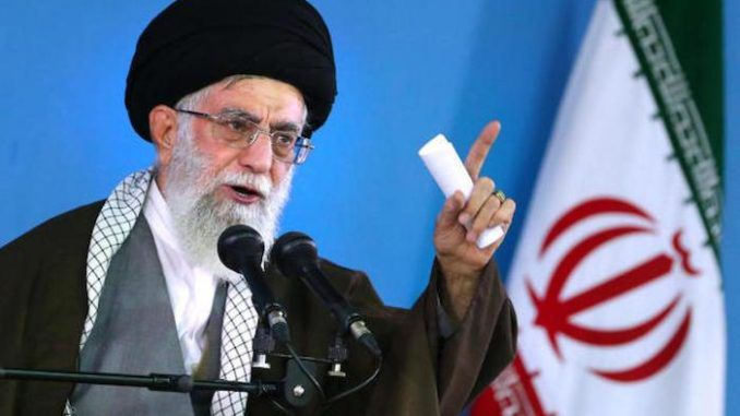 Ayatollah says death to America means death to Trump