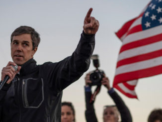 Beto O'Rourke vows to tear down every inch of Trump's border wall