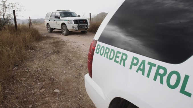 Border patrol agents apprehend dangerous child rapists at Texas border where no fence exists