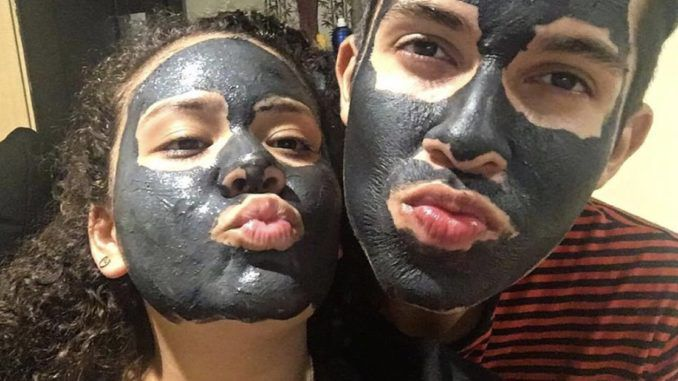 Liberals now deem charcoal face masks racist