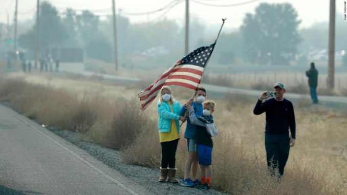 Mysterious wind borne illness in California causing heart failure in kids