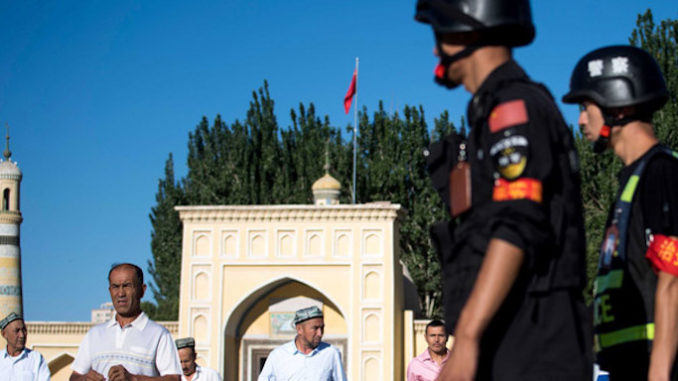 China begins jailing Muslims who fail to integrate with society