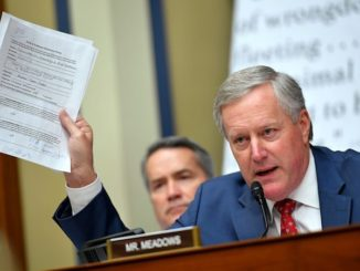 Rep. Meadows slaps Michael Cohen with criminal referral for lying to Congress