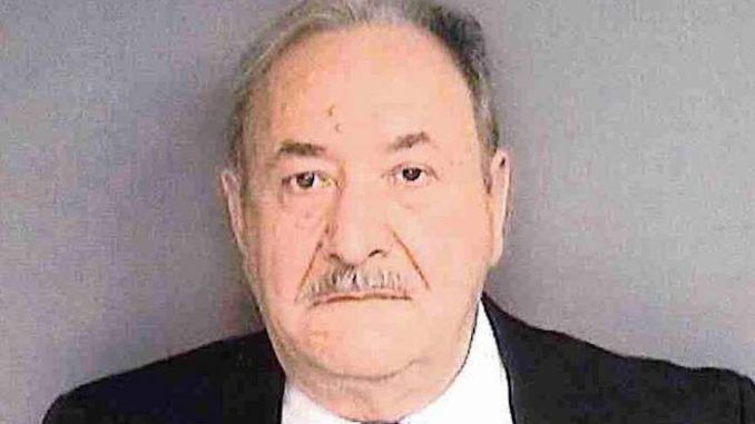 Democratic party chief John Mallozzi arrested for forging voter ballots