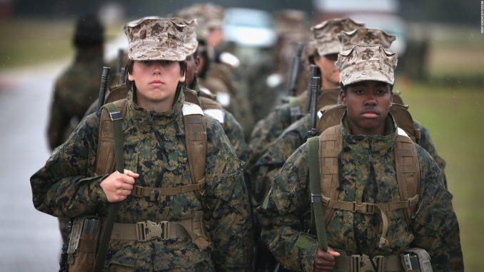 Judge rules male-only draft is unconstitutional
