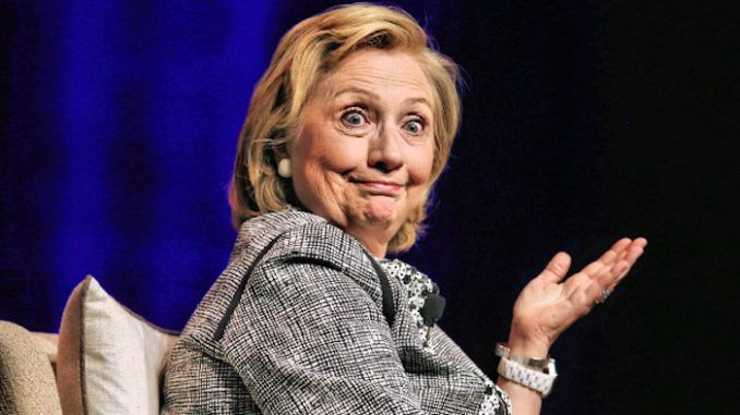 Hillary Clinton declares there is no national emergency at the southern border