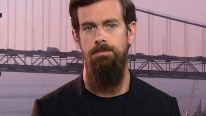 Jack Dorsey says Twitter is no longer a neutral platform